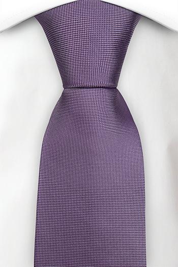 Notch Jambali purple tie