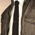 Where does my tie bar go?
